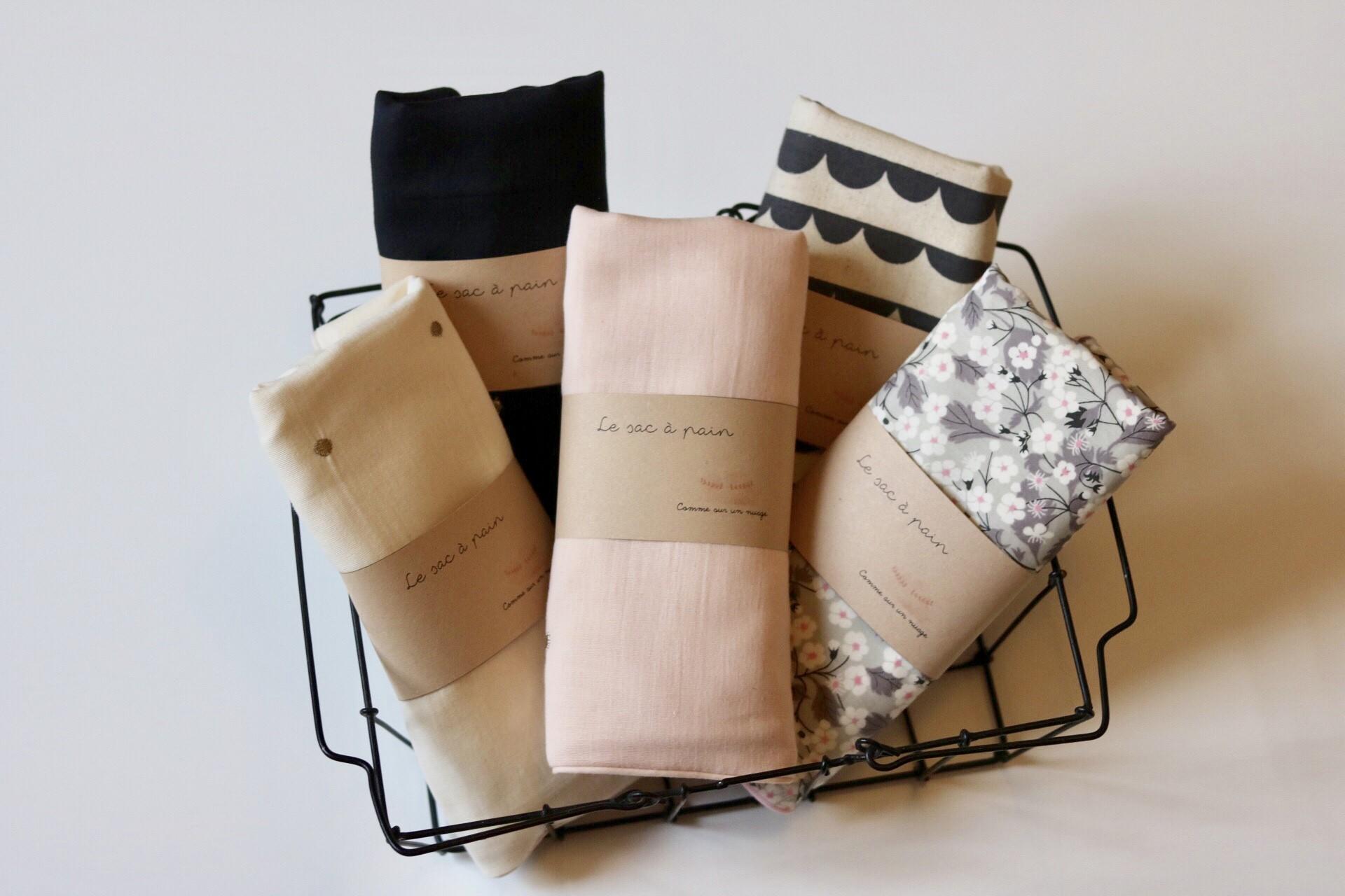 Les sacs à pain